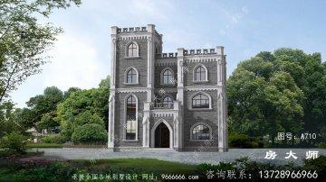 最温暖的归属,西式城堡别墅
