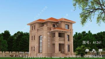 古典意大利风格三层别墅