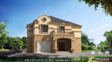 最值得建造的两层别墅法