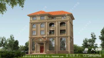 五层法式风格私人别墅设