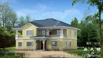 精致的小户型,造价低家家都能建
