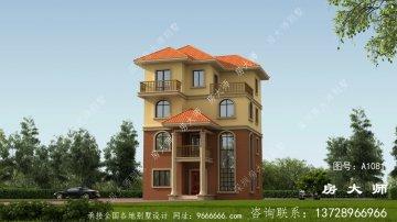 三层别墅的图片和自建房屋的设计