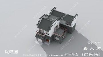 传统中国风,新中式别墅