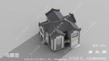中式别墅效果图,值得要