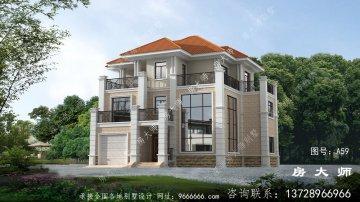 农村建房图纸,别墅设计户型