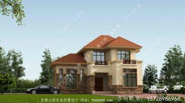 别墅设计图,经典户型方案