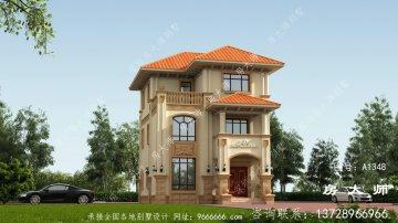 别墅大楼设计图,适合农