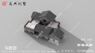 新中式小别墅设计图
