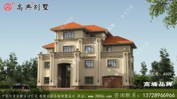 农村建筑别墅设计图