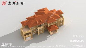 别墅外观设计效果图