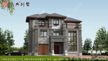 中式的韵味别墅