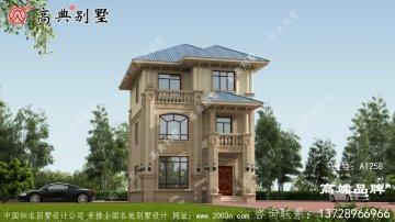 别墅设计图纸宅地小建房