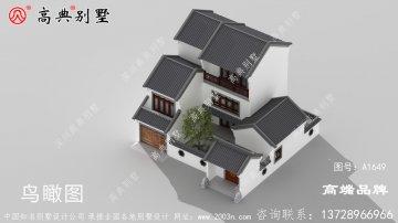 雅韵的中式庭院别墅