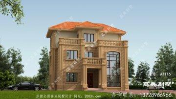 用最少的钱建一栋好看实用的别墅