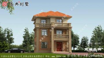 中式别墅怎么建的新颖不