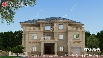 沧州市三层小楼图,不用借钱就能建,忍