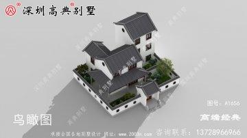 农村房屋布局设计图,不仅美观,而且建